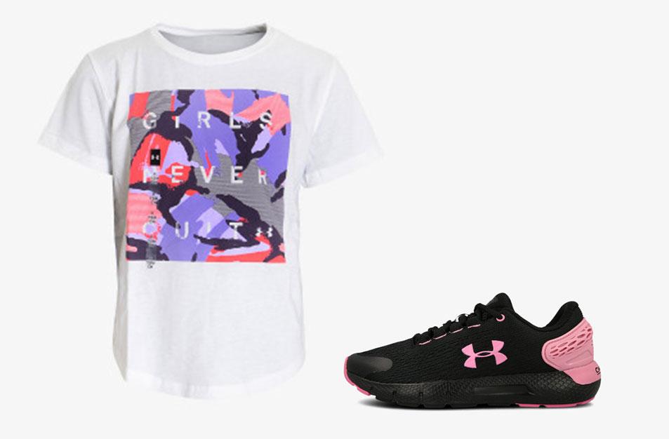 Obuća i odjeća za djevojčice