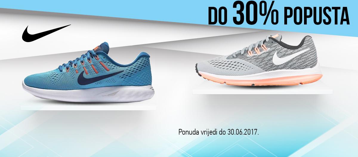 Nike do 30%