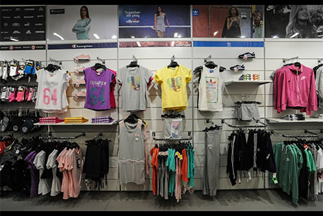 Maloprodaja ZG CCO East