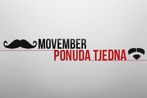 Znate li što je Movember?