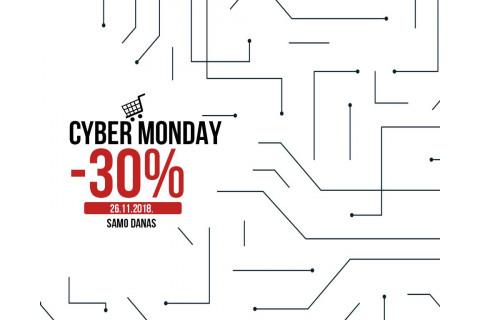 Cyber Monday akcija na novu kolekciju!