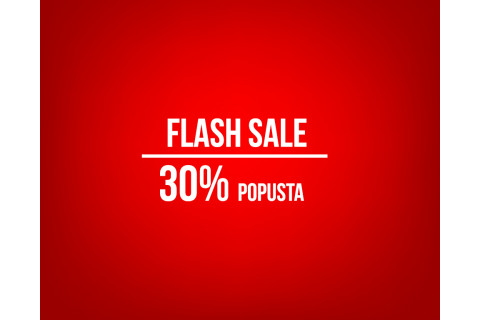 Novi FLASH SALE u Sport Visionu: dodatnih do 30% popusta