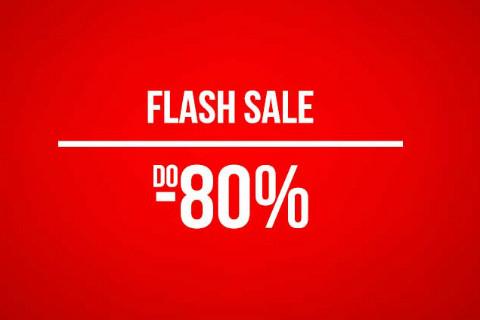 FLASH SALE na web shopu!