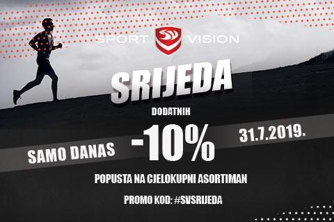Nova Sport Vision srijeda