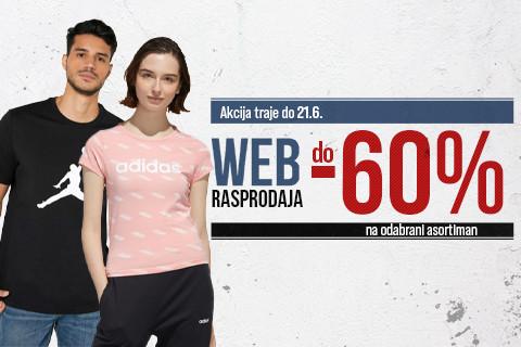Web rasprodaja do -60%