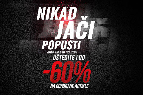 Vikend ušteda do 60%