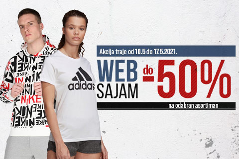 Web sajam do -50%