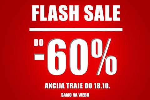 FLASH SALE na web shopu!!