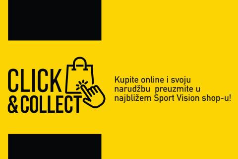 Dostava u trgovinu (click&collect)