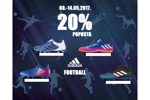 Tjedan nogometa uz popuste do 30%