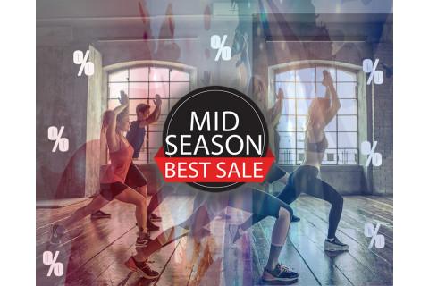 Mid Season Sale – krećemo s odličnim popustima