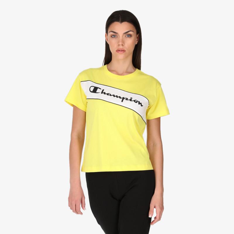 CHAMPION t-shirt CREWNECK