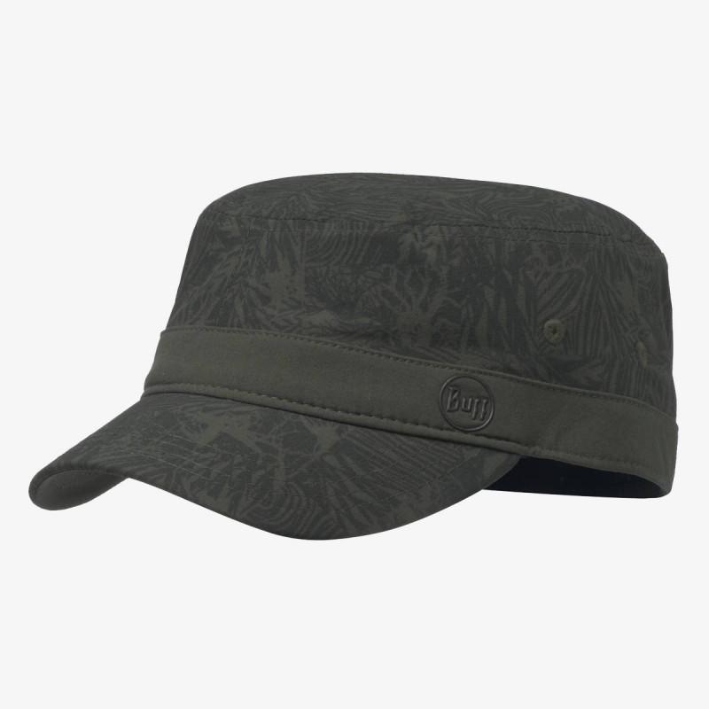 BUFF kapa MILITARY CAP CHECKBOARD MOSS GREEN