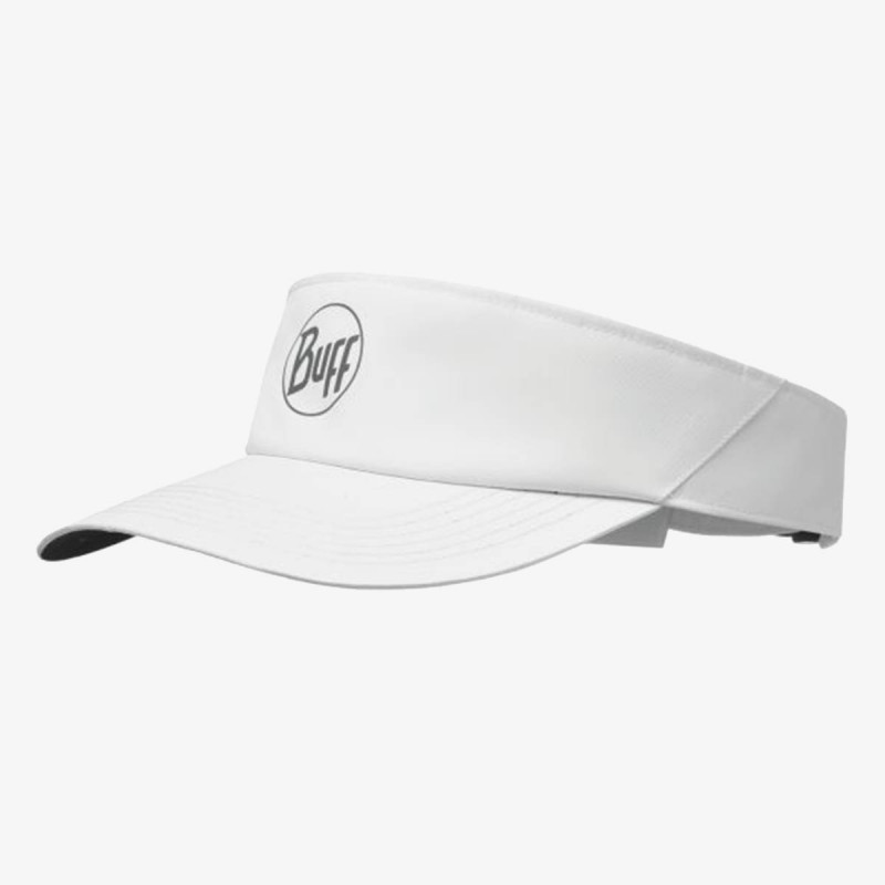 BUFF visor R-SOLID WHITE