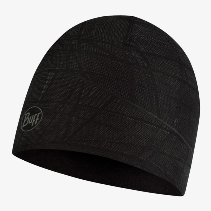 BUFF beanie MICROFIBER REVERSIBLE HAT EMBERS BLACK