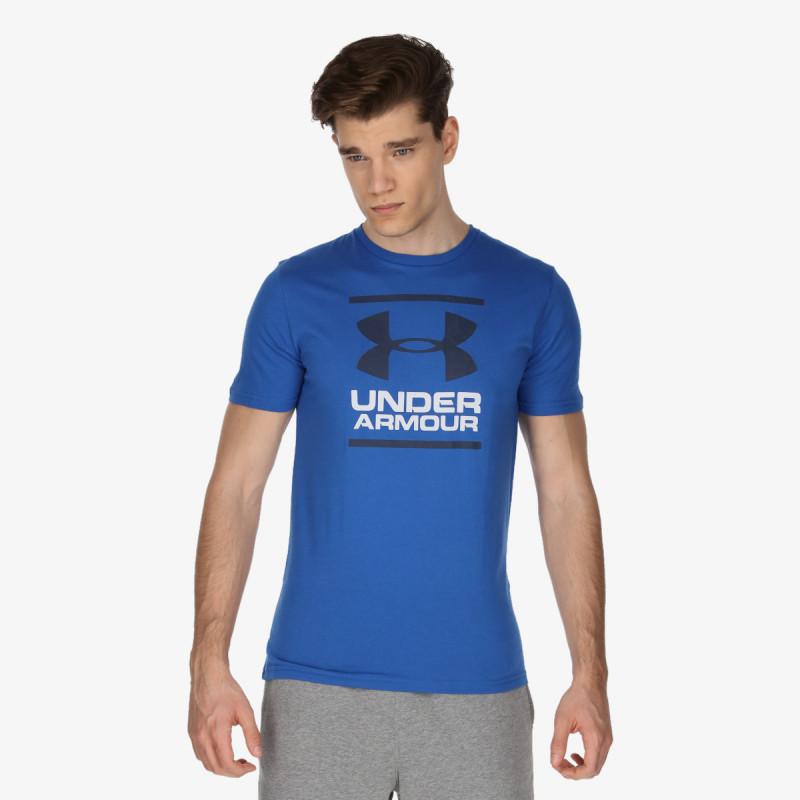 UNDER ARMOUR t-shirt UA GL FOUNDATION SS T