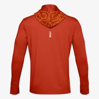 UNDER ARMOUR majica s kapuljačom Q. IGNIGHT CG