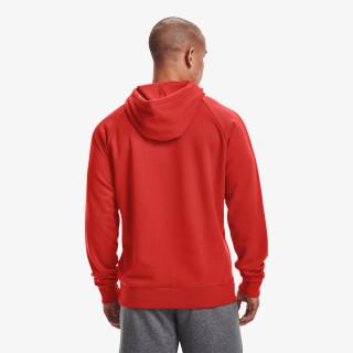 UNDER ARMOUR majica s kapuljačom RIVAL FLEECE BIG LOGO HD