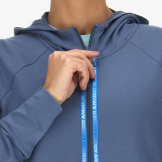 UNDER ARMOUR majica s kapuljačom na patent Rival Terry Taped FZ