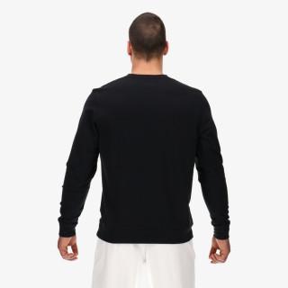 UNDER ARMOUR majica bez kragne RIVAL TERRY CREW