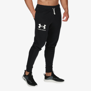 UNDER ARMOUR hlače RIVAL TERRY JOGGER
