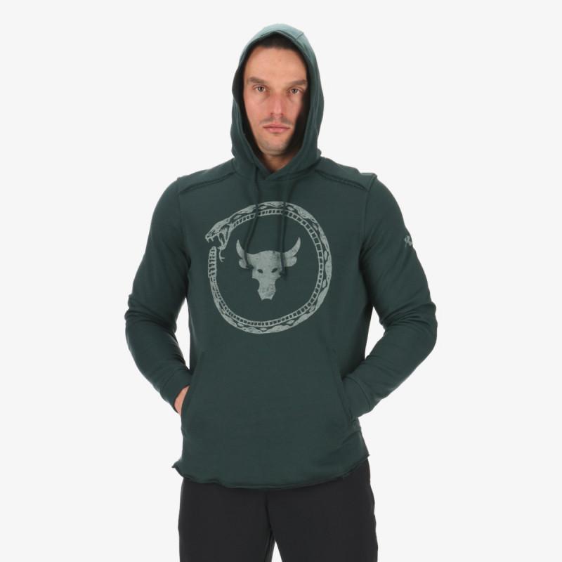 UNDER ARMOUR majica s kapuljačom PJT ROCK TERRY SNAKE HD