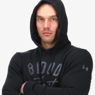 UNDER ARMOUR majica s kapuljačom PROJECT ROCK TERRY BSR HD