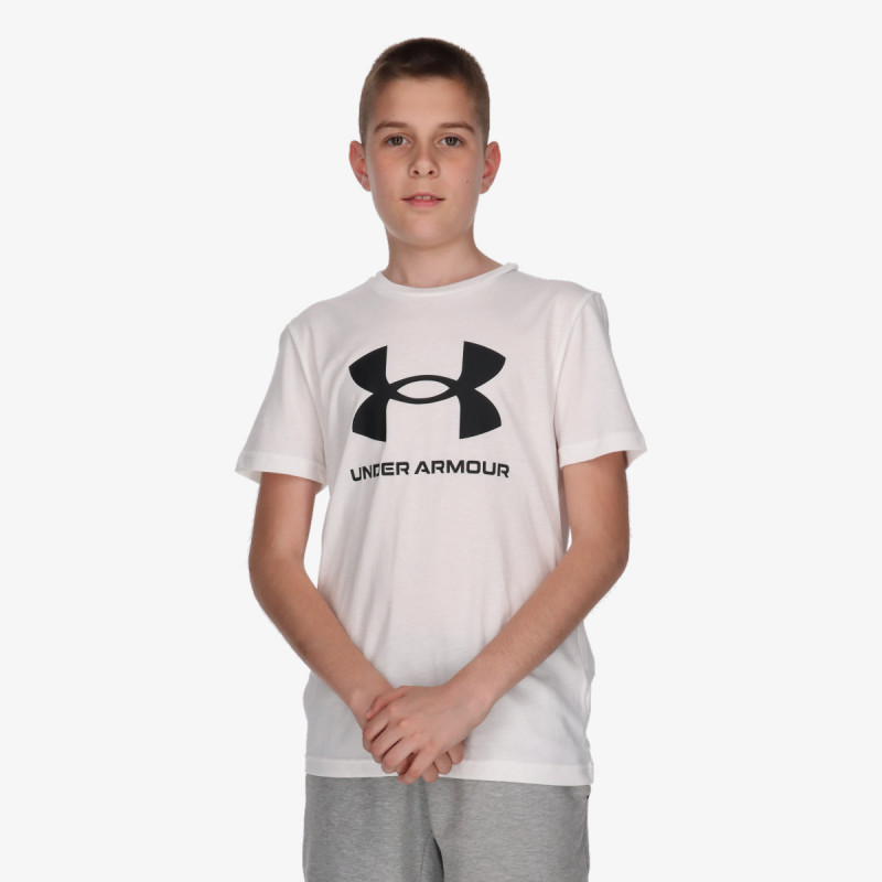 UNDER ARMOUR dječji t-shirt SPORTSTYLE LOGO SS