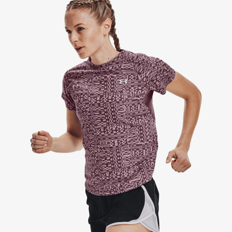 UNDER ARMOUR t-shirt SPEED STRIDE PRINTED SS