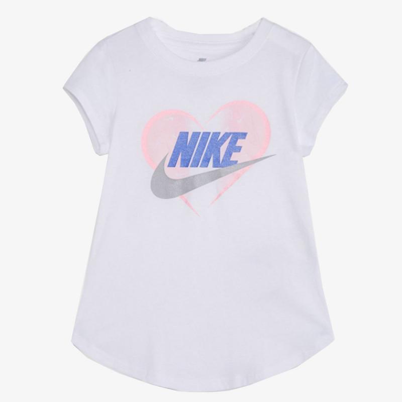NIKE dječji t-shirt NKG SEASONAL HEART