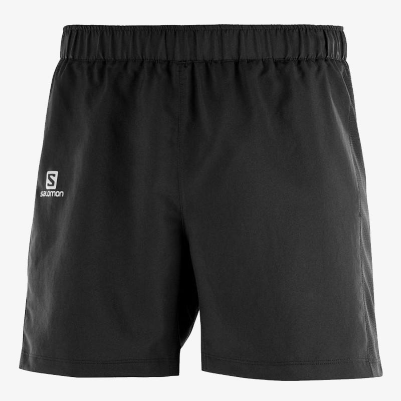 SALOMON kratke hlače AGILE 5'' M Black