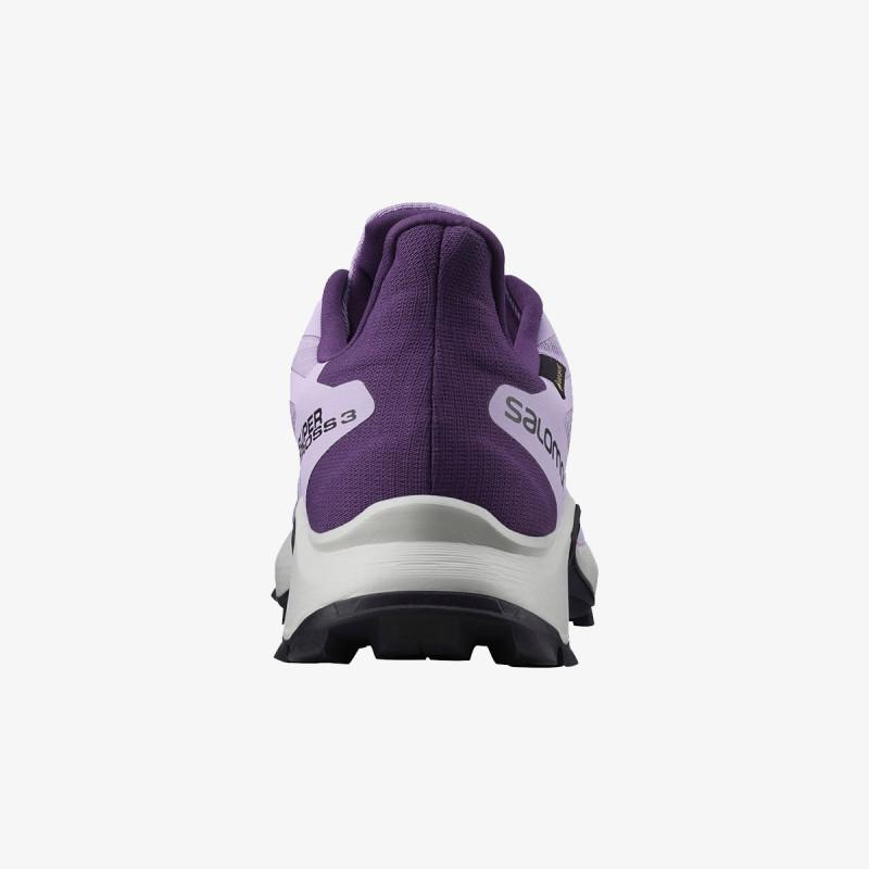SALOMON tenisice SUPERCROSS 3 GTX W Lavender/Lun