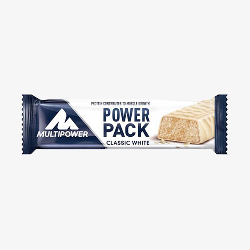 MULTIPOWER dodatci prehrani MPW POWER PACK CLASSIC WHITE,35g, D/GB