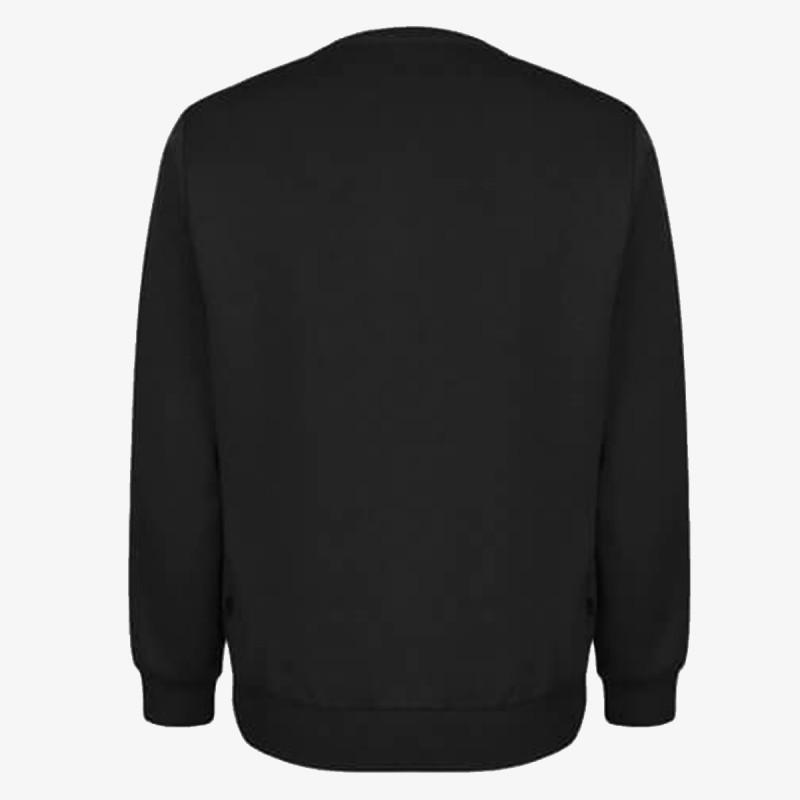 PUMA majica bez kragne ESS Big Logo Crew TR