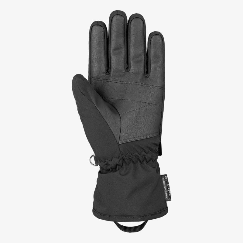 REUSCH rukavice HANNAH R-TEX® XT 7702 BK / SILVER