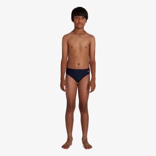 SPEEDO dječje kupaće ESSENTIAL LOGO 6.5CM BRF JM NAVY/ORANGE
