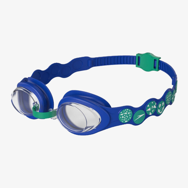 SPEEDO dječje zaštitne naočale SEA SQUAD SPOT IU BLUE/GREEN