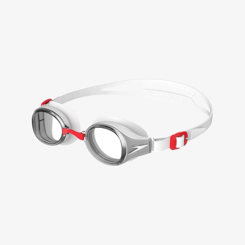 SPEEDO zaštitne naočale HYDROPURE GOG AU WHITE/RED