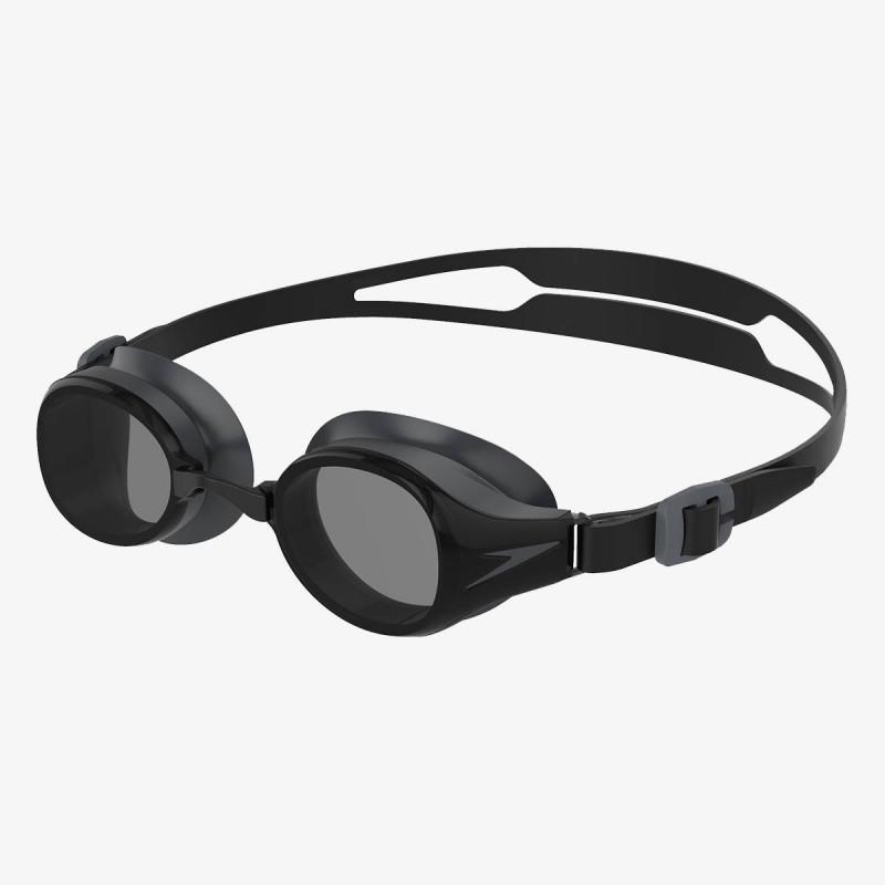 SPEEDO zaštitne naočale HYDROPURE GOG AU BLACK/GREY