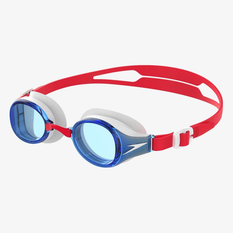 SPEEDO dječje zaštitne naočale HYDROPURE GOG JU RED/BLUE