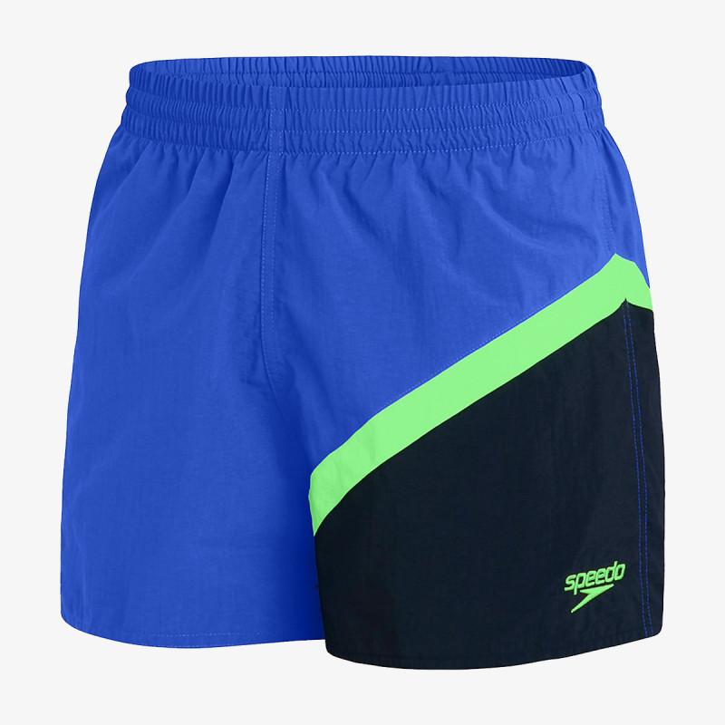 SPEEDO kratke hlače COLOURBLOCK WSHT AM BLUE/NAVY