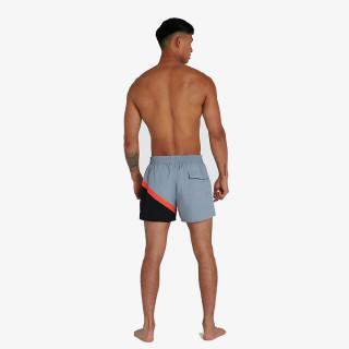 SPEEDO kratke hlače COLOURBLOCK WSHT AM GREY/BLACK