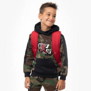 NIKE dječja majica s kapuljačom   JORDAN JDB JUMPMAN CLASSICS CAMO PO
