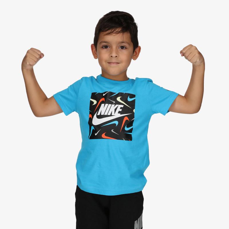 NIKE dječji t-shirt NKB PRINT HOOK