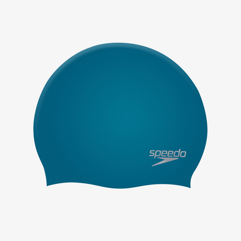SPEEDO plivačka kapa MOULDED SILC AU BLUE