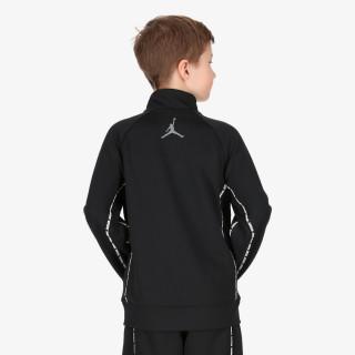 NIKE dječja majica s kapuljačom na patent JDB JUMPMAN TRACK SUIT