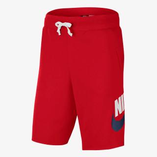 NIKE kratke hlače M NSW HE FT ALUMNI