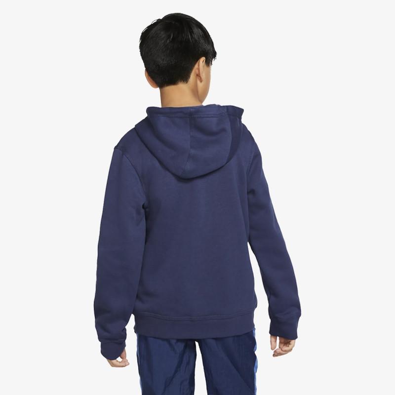 NIKE dječja majica s kapuljačom na patent B NSW FZ CLUB