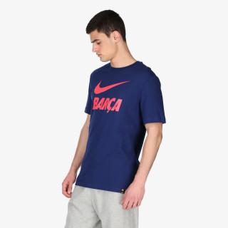 NIKE t-shirt FCB M NK TEE TR GROUND