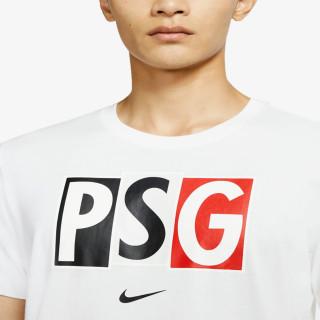 NIKE t-shirt PSG M NK TEE VOICE